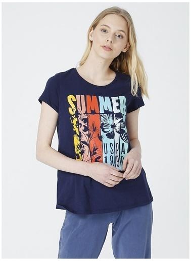 U.S. Polo Assn. U.S. Polo Assn. Lacivert T-Shirt Lacivert